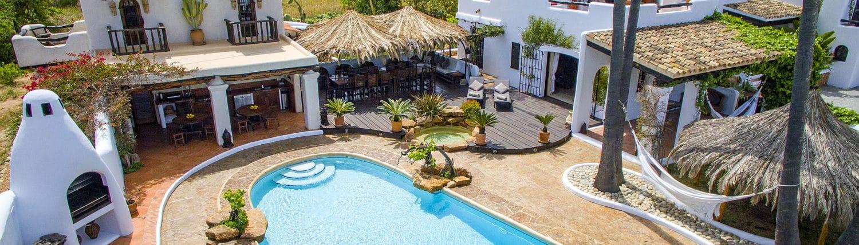Can Verru Ibiza villa